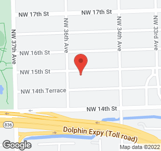 3536 NW 15th St