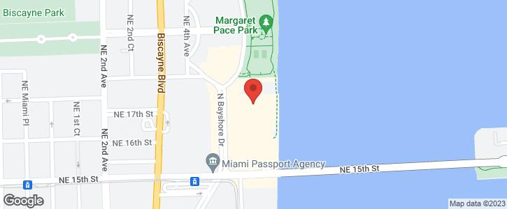 1717 N Bayshore Dr Miami FL 33132