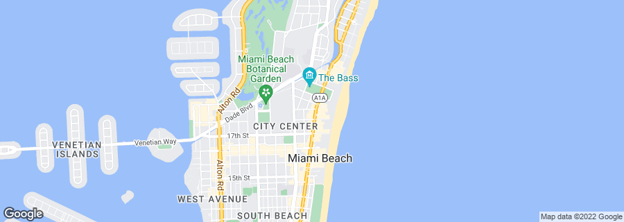 Hotels Near To The Miami Beach Convention Center