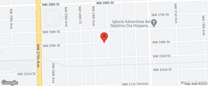 2390 NW 23rd Ct Miami FL 33142