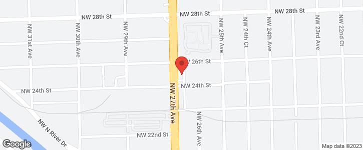 2501 NW 27th Ave Miami FL 33142