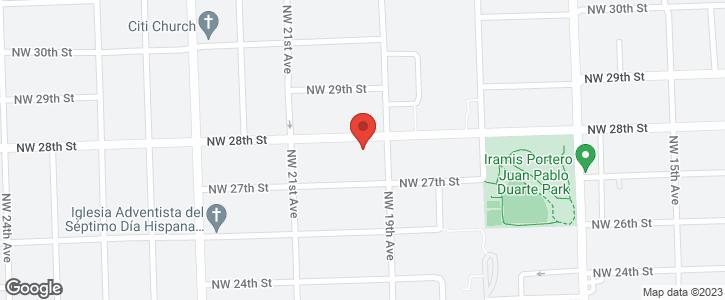 1910 NW 28th St Miami FL 33142