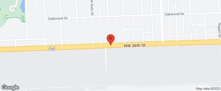 00 NW 36th St Miami FL 33166