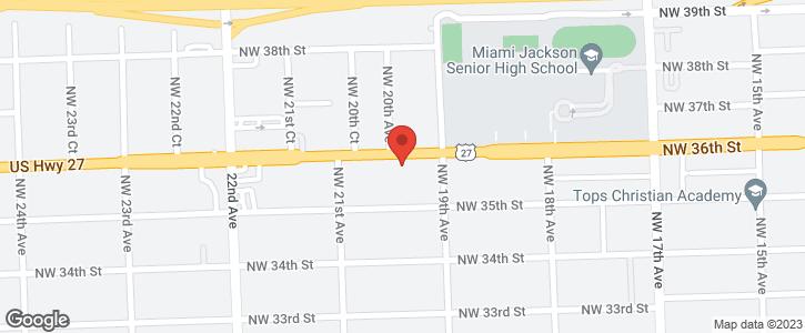 17 Miami FL 33142