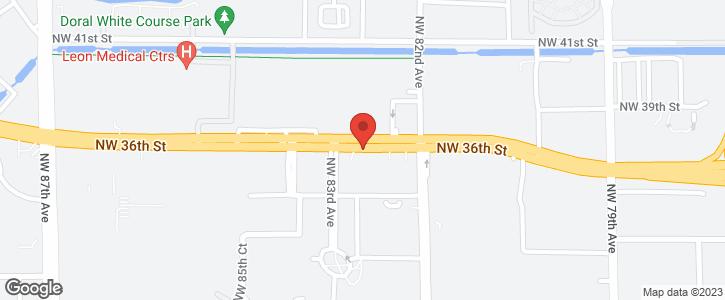 NW 36th St Doral FL 33166