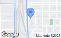 Map of Miami Springs, FL