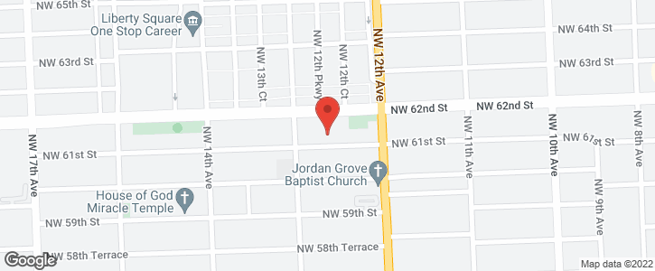 1251 NW 61st St Miami FL 33142