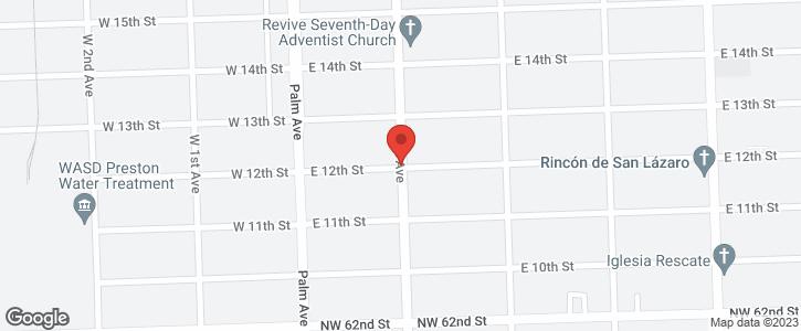 W 22nd street Hialeah FL 33010