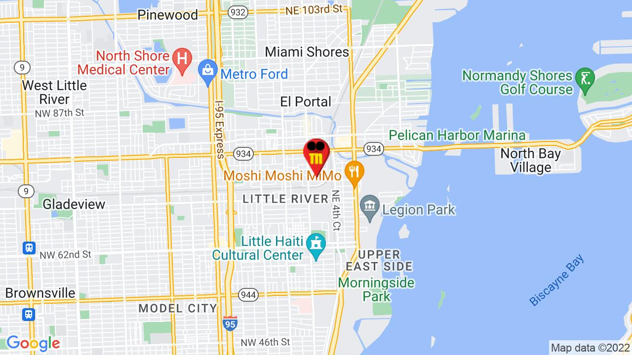 Google Map of Miami Pest Control