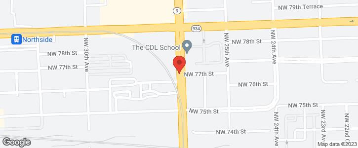 7700 NW 27th Ave Miami FL 33147