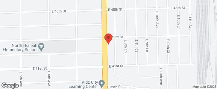 4255 E 8th Ave Hialeah FL 33013