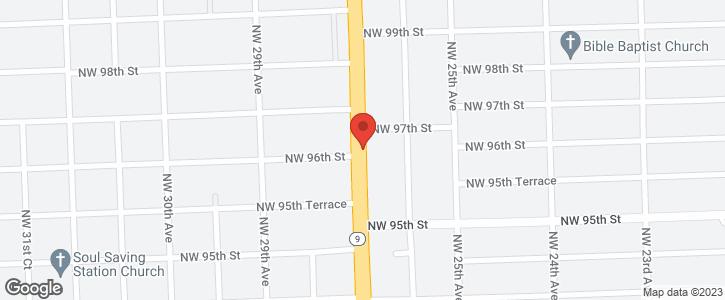 9625 NW 27th Ave Miami FL 33147