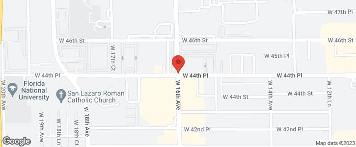 4410 W 16th Ave Hialeah FL 33012