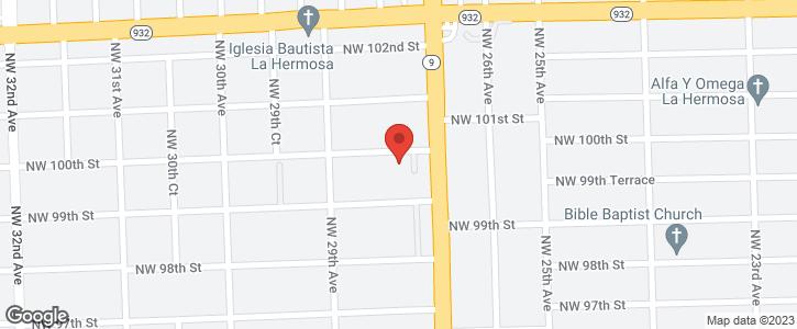 2726 NW 100th St Miami FL 33147