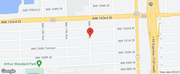 10115 NW 10th Ave Miami FL 33150