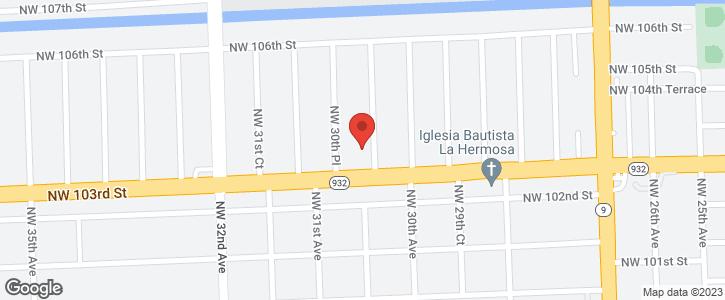 10310 NW 30th Ct Miami FL 33147