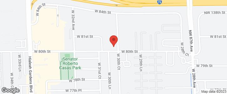 3063 W 80 St Hialeah FL 33018