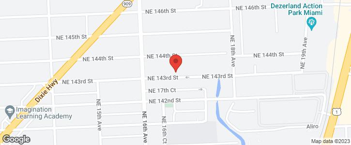 1671 NE 143rd St North Miami FL 33181