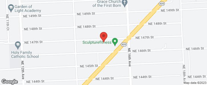 1500 NE 147th St Miami FL 33161