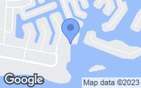 Map of Marco Island, FL