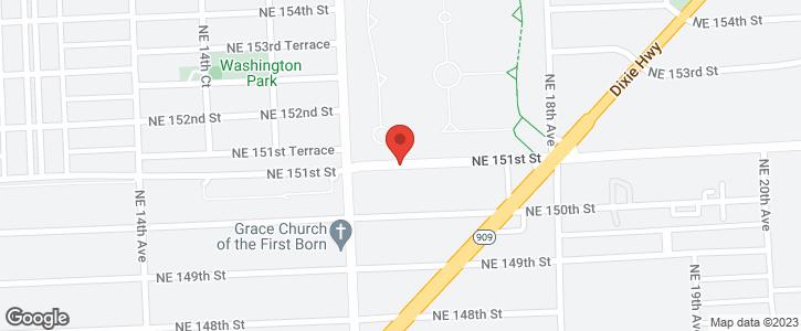 1680 NE 151st St North Miami Beach FL 33162