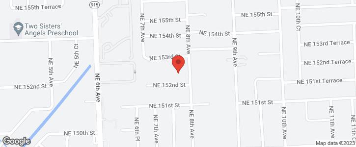 15206 NE 8th Ave Miami FL 33162