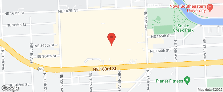 Medical Center NE 164 North Miami Beach FL 33162