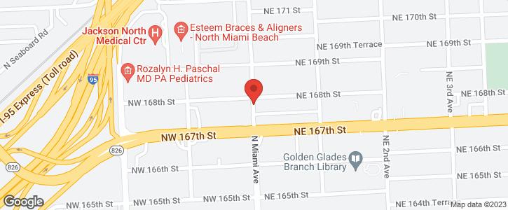 16779 N Miami Ave North Miami Beach FL 33169