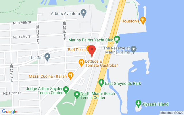 static image of 17130 West Dixie Highway, North Miami Beach, Florida