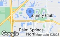Map of Hialeah, FL