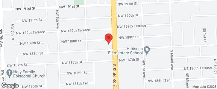 18800 NW 2 ave Miami FL 33169