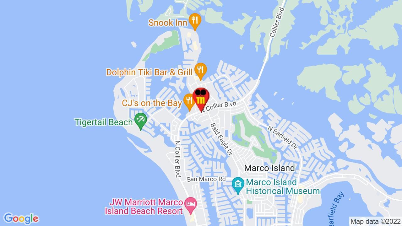 Google Map of Marco Island Pest Control