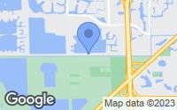 Map of Miramar, FL