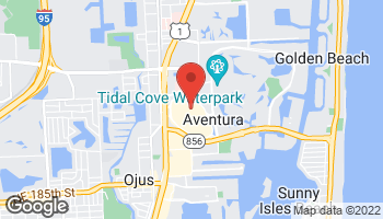 Map of 19565 Biscayne Blvd in Aventura