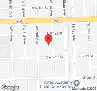 120 SW 1st avenue