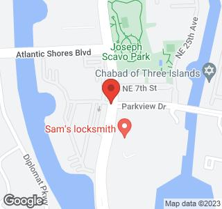 601 Three Islands Blvd Unit 107