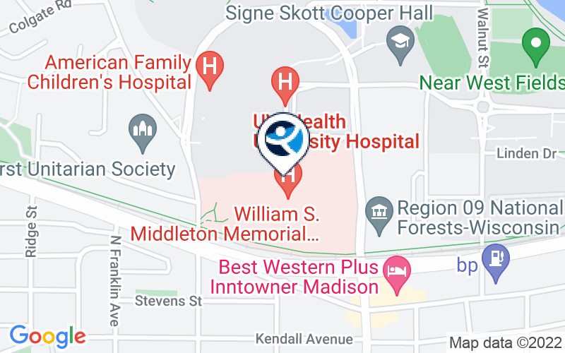 William S. Middleton Memorial Veterans Hospital - Madison Central Clinic Location and Directions