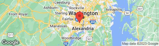 Map of 2500 VAN DORN STREET N #504 ALEXANDRIA, VA 22302
