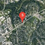Satellite Map of 251 GLENRIDGE Drive, Waterloo, Ontario