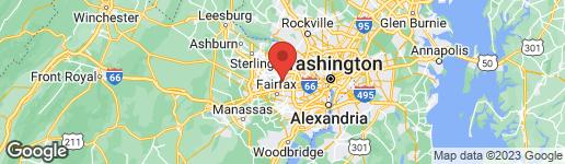 Map of 2514 GLENGYLE DRIVE #203 VIENNA, VA 22181