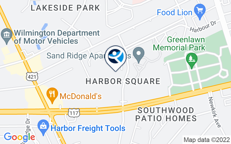 Wilmington Treatment Center - Troy Location and Directions
