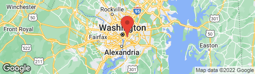 Map of 253 16TH STREET SE WASHINGTON, DC 20003