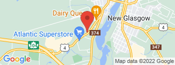 Google Map of 255+Westville+Road%2CNew+Glasgow%2CNova+Scotia+B2H+2J6