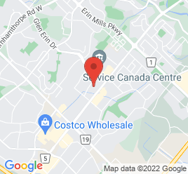 Google Map of 2560+Motorway+Boulevard%2CMississauga%2COntario+L5L+1X3