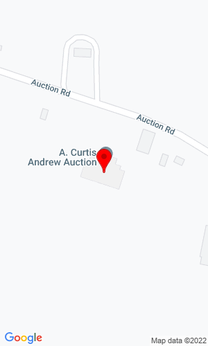 Google Map of A. Curtis Andrew Auction, Inc. 25631 Auction Road, Federalsburg, MD, 21632