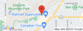 Google Map of 2570+Enterprise+way%2CKelowna%2CBritish+Columbia+V1X+7X5