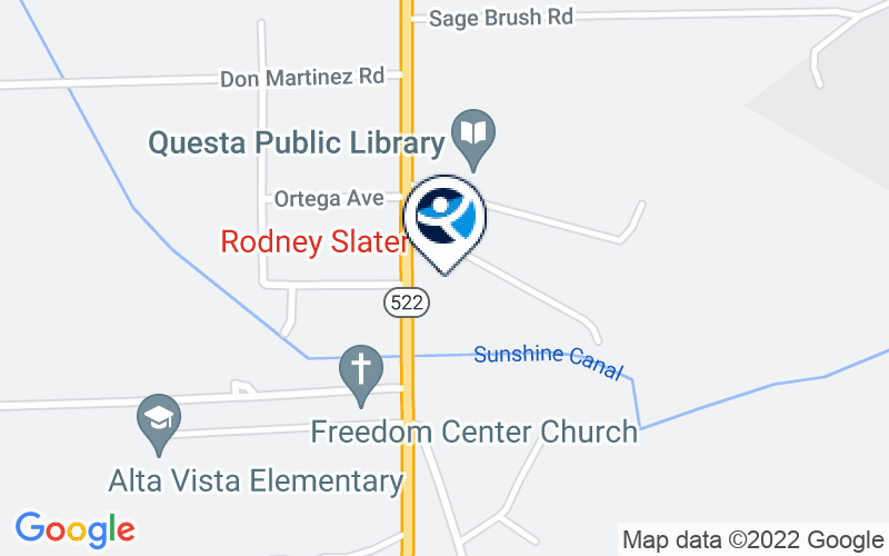 Presbyterian Medical Services - Questa Health Center Location and Directions