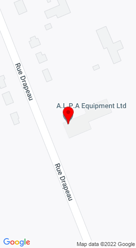 Google Map of A.L.P.A. Equipment Ltd. 258 Drapeau Street, Balmoral, NB, E8E 2W7