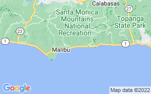Map of Malibu Beach RV Park