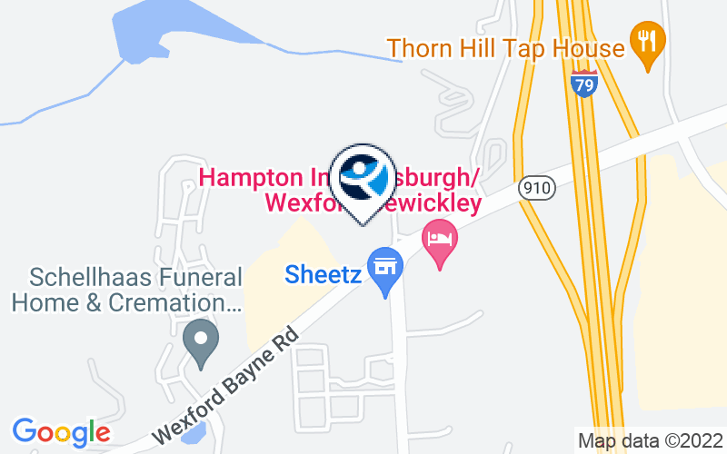 UPMC - Sewickley Location and Directions